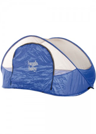 Nestegg Pop-Up Travel Cot – £60