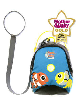 Bushbaby Minipack & Leash